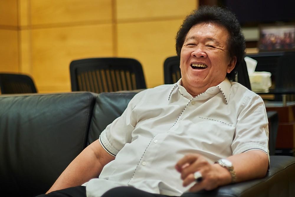 Sonny Nyono Riswondo,  pemilik Golden Tulip Holland Resort Malang